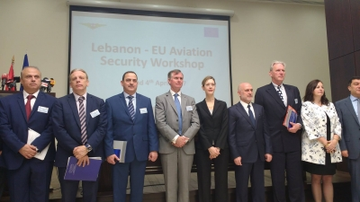 workshop on Aviation Security at the Civil Aviation Safety Centre
