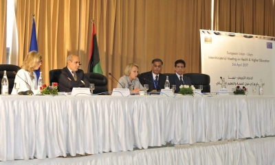 EU-Libya inter-ministerial meeting