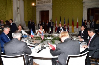 G7 Foreign Affairs Ministers Meeting
