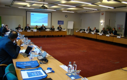 EuroMed Justice Expert Group in Criminal Matters Meeting