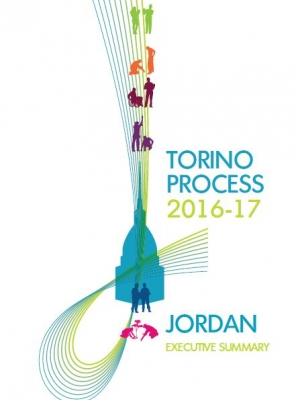 Executive Summary of the Torino Process 2016-17 Jordan report cover page