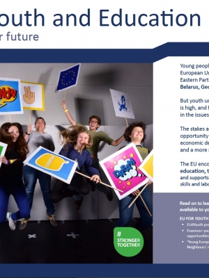 EU for Youth and Education: investing in the future