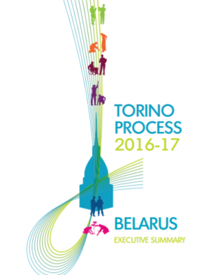 Executive summary of the Torino Process 2016–17 Belarus report