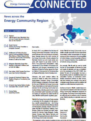 Energy Community Connected Issue 2
