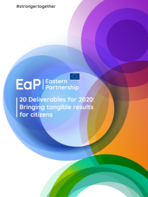 20 Deliverables for 2020: Bringing tangible results for citizens