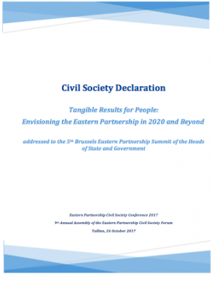 Civil Society Declaration