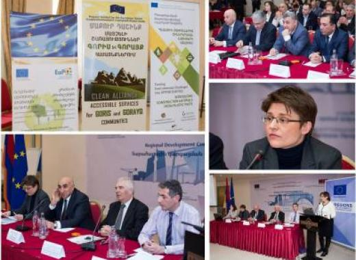 Armenia: Turning environmental challenges into opportunities