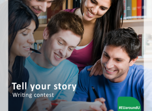 #EUaroundU – Tell your story: EU Neighbours east launches youth writing contest