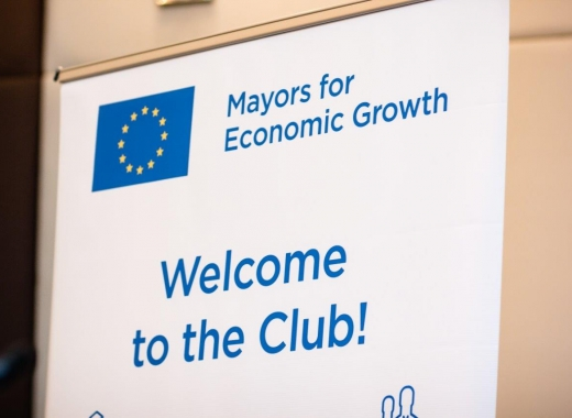 "New EU initiative ""Mayors for Economic Growth"" to support local economies"