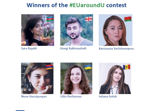"""Europe means us"": Winners of #EUaroundU contest announced"