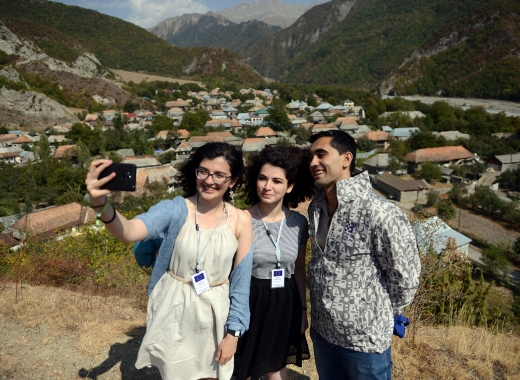 Stronger together: youth brings Azerbaijan and the EU closer for a stronger future