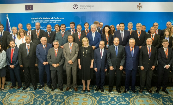 UfM Ministerial Conference on Sustainable Urban Development