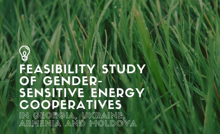 EU energy project studies gender aspects of renewable energy cooperatives in Eastern partner countries