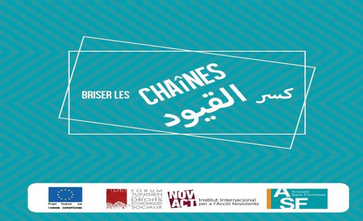 'Breaking the chains: fighting against human trafficking in Tunisia'