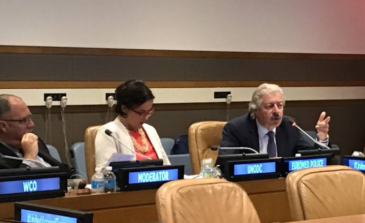 Euromed Police takes part in UN Counter-Terrorism Committee meeting in New York