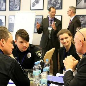 EUAM Ukraine: Training a new generation of police officers
