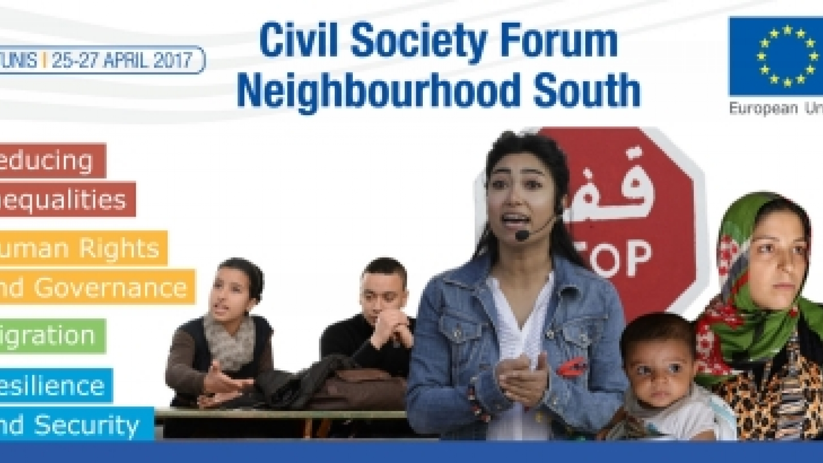 Civil Society Forum Neighbourhood South 2017