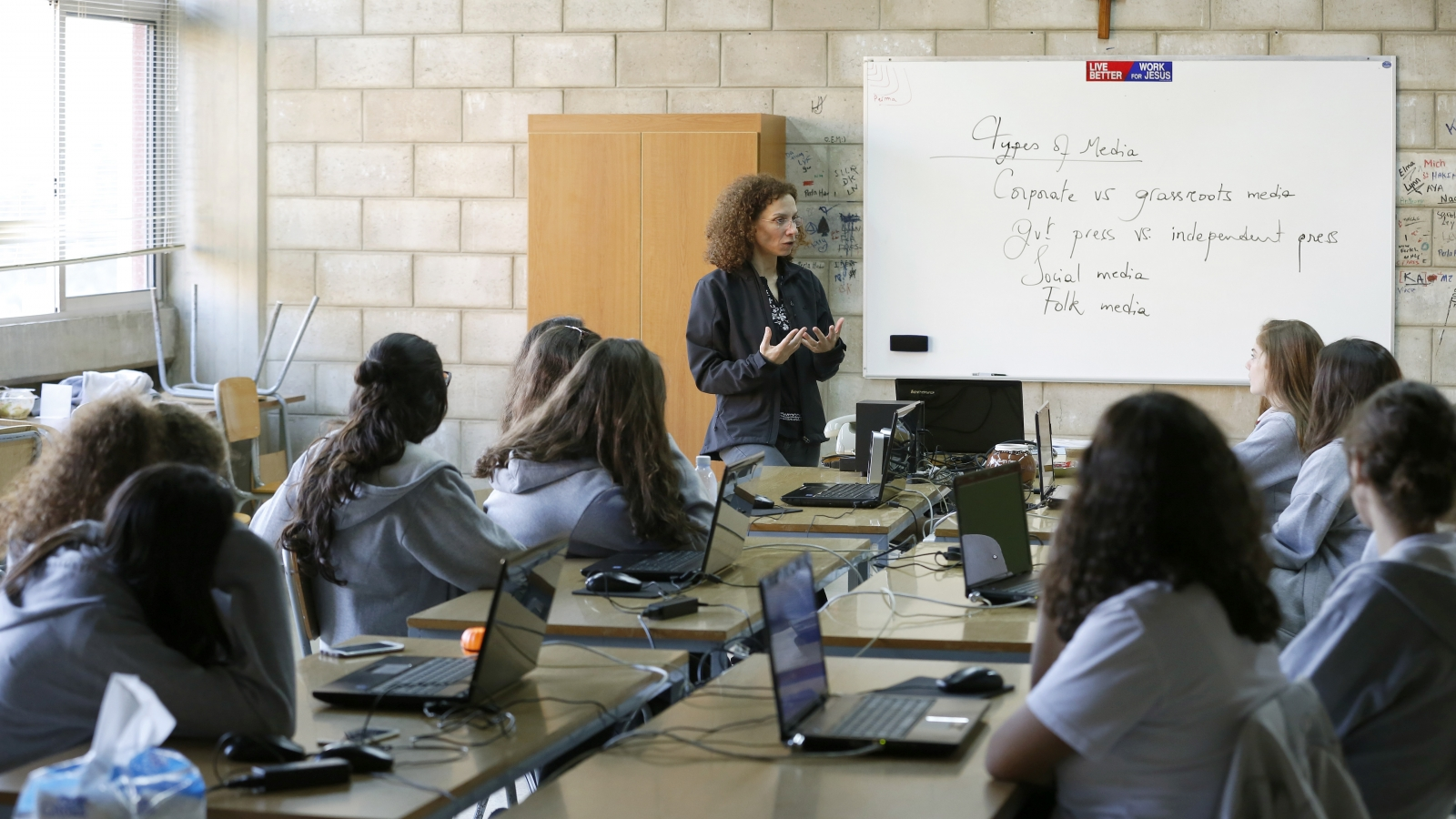 LEBANON – Empowering marginalised young women