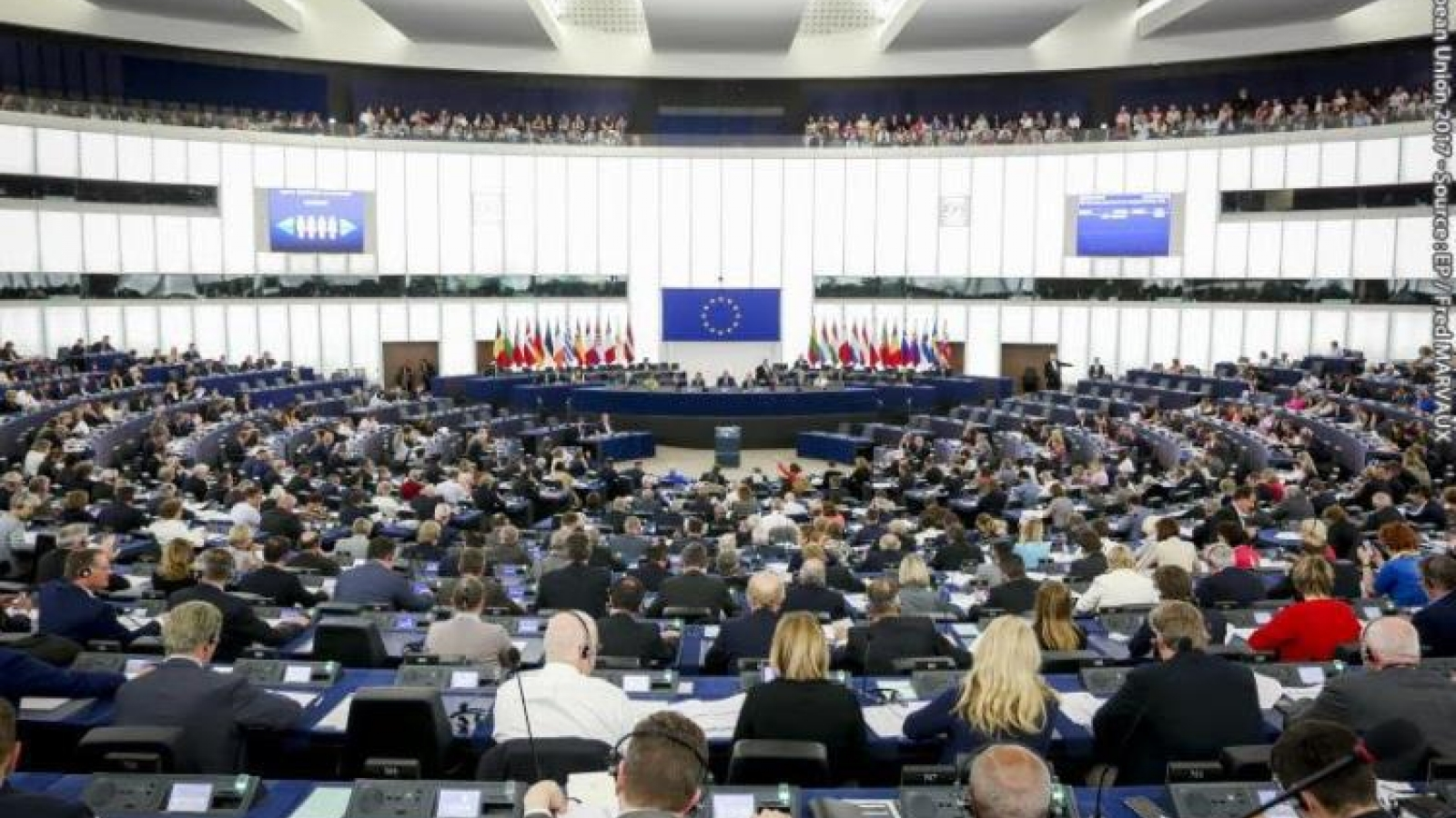 EP debate on Syria