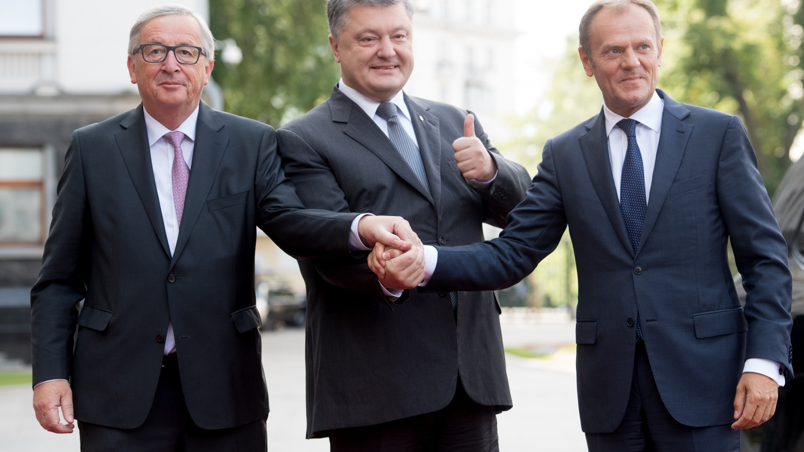 EU – Ukraine Summit: Ukrainian reforms combined with European Union support delivering positive results