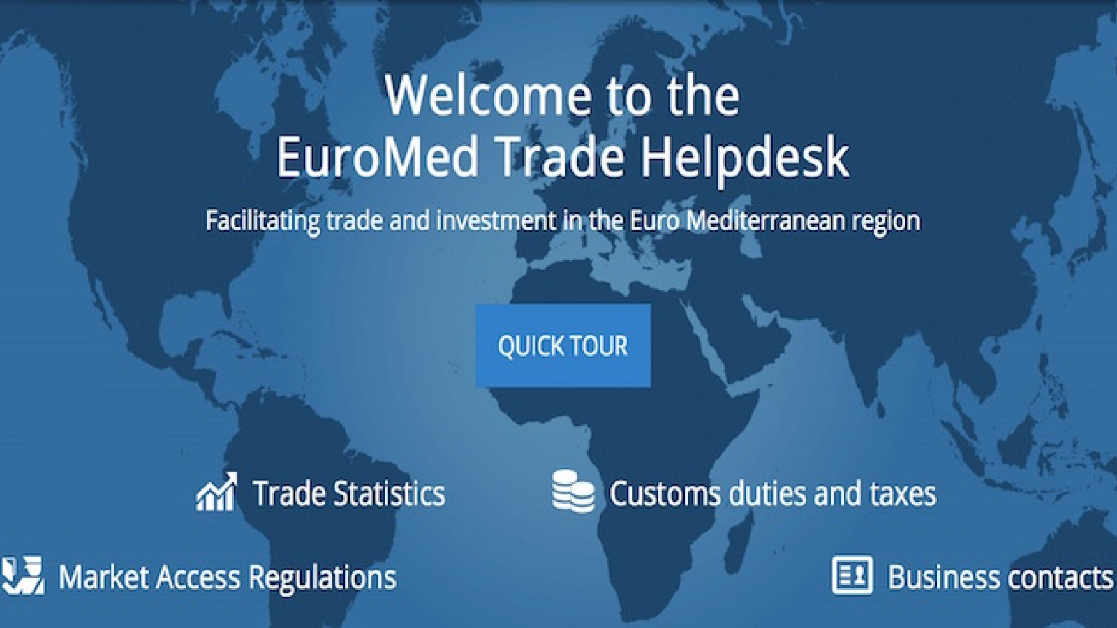 New EuroMed Trade Helpdesk aims to boost trade in Mediterranean region
