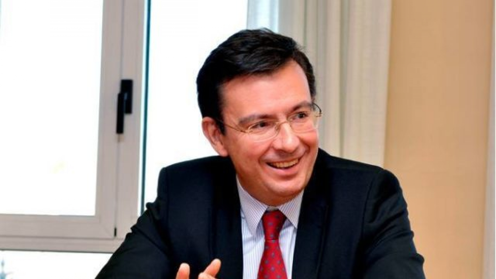 Roman Escolano, Vice-President of the European Investment Bank (EIB)