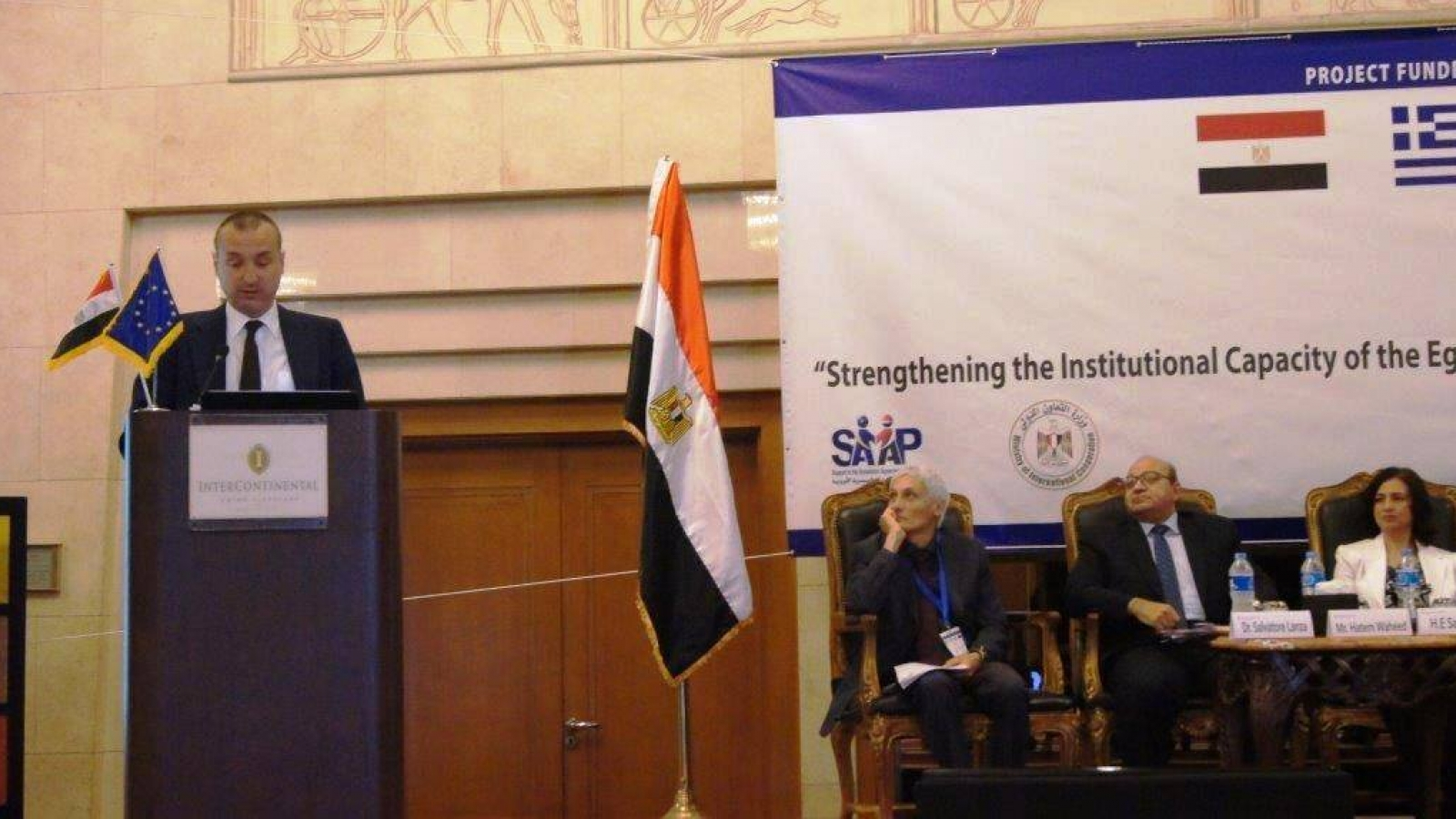 EU Twinning project supports Egypt's electricity regulator, leading to better service for consumers