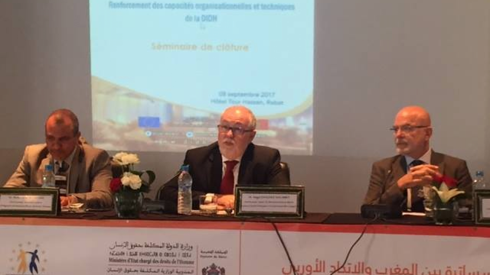 Twinning project supports Morocco in promotion and protection of human rights