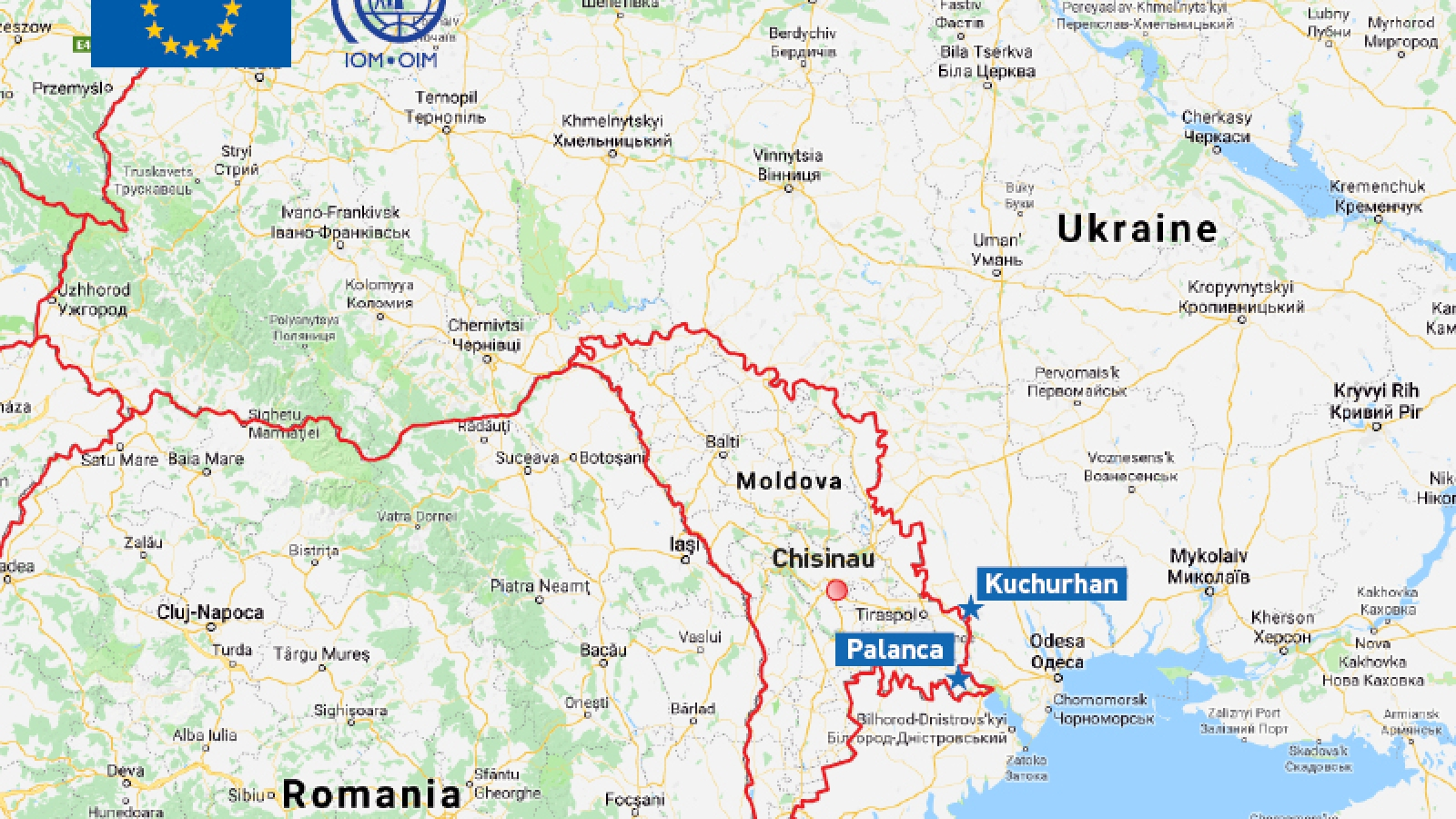 New Eu Supported Project To Make Crossing Ukraine Moldova
