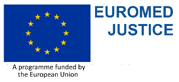 Euromed Justice IV project logo
