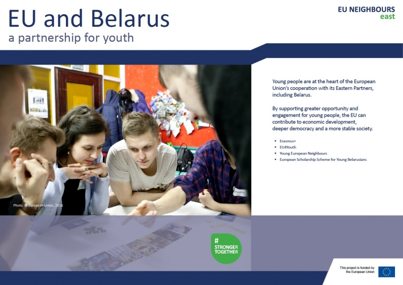EU and Belarus: a partnership for youth