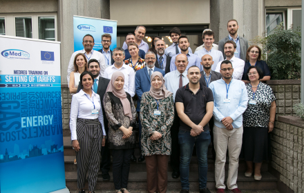 EU-funded MEDREG training