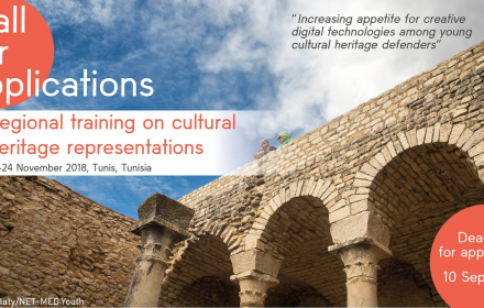 EU-funded regional workshop to be held in Tunis focuses on cultural heritage protection