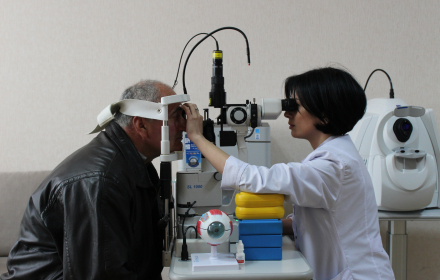 Georgia: Optical entrepreneur makes ambitious plans for innovation with EU support