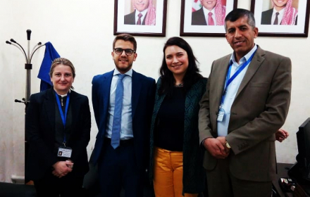 EU-funded Association of Mediterranean Energy Regulators accompanies Jordan's efforts towards a more efficient and greener energy market