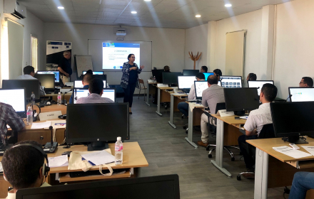 EU-funded CyberSouth organised Open Source Intelligence Training in Tunisia