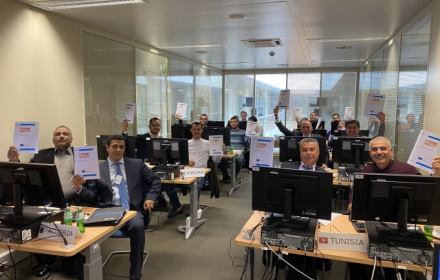 EU-funded SAFEMED IV project provides training on new information system THETIS-Med