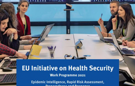 EU Initiative on Health Security: work programme 2021 revealed