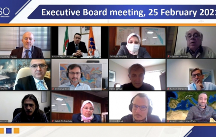 Mediterranean Transmission System Operators Association held executive board meeting