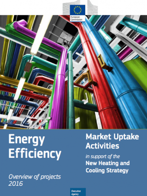 Energy Efficiency - Overview of Horizon2020 projects