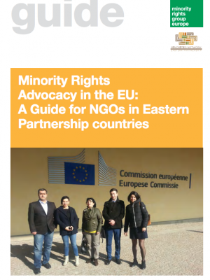 Minority Rights Advocacy in the EU: A Guide for NGOs in Eastern Partnership countries