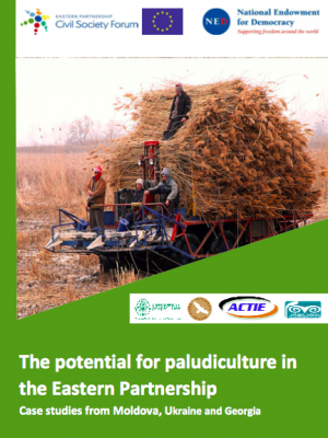 The potential for paludiculture in the Eastern Partnership