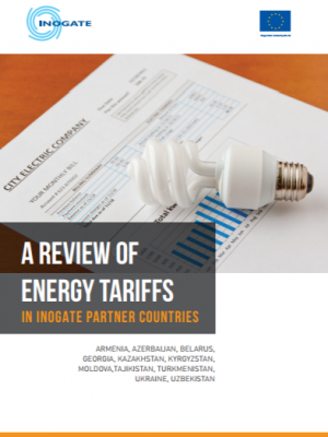 A review of energy tariffs in Inogate partner countries