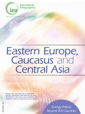 Energy policies beyond IEA countries, Eastern Europe, Causasus and Central Asia