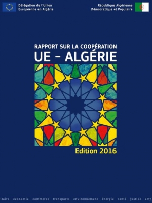 EU-Algeria cooperation report 2016
