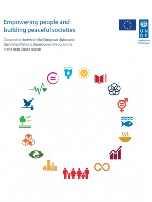 Empowering people and building peaceful societies – Cooperation between the EU and the UNDP in the Arab States region