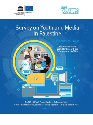 NET-MED Youth discussion paper : Survey on Youth and Media in Palestine