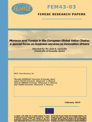FEMISE Research Paper FEM43-03: Morocco and Tunisia in Global Value Chains: focus on business services as innovation drivers
