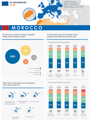 Opinion poll 2018 - Factsheet Morocco ENG