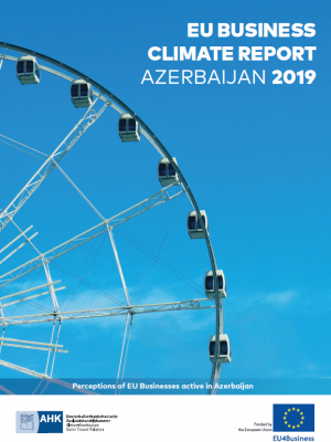 EU Business Climate Report Azerbaijan 2019